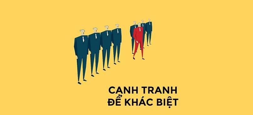 Canh Tranh De Khac Biet