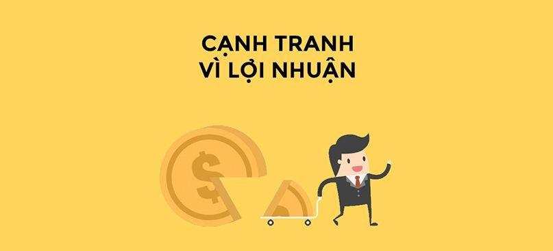 Canh Tranh Vi Loi Nhuan