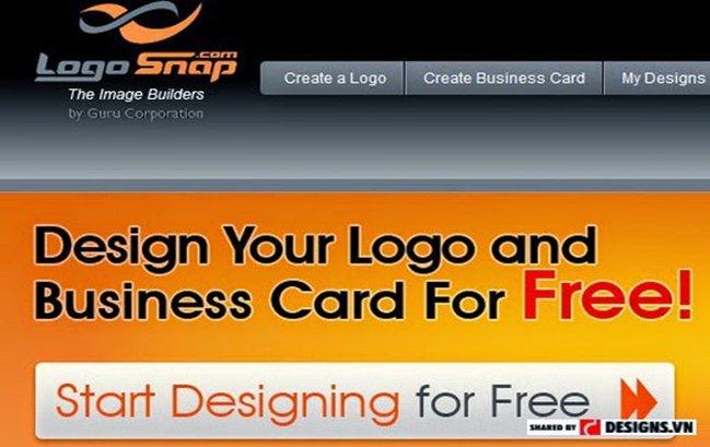 10+ Website TỰ thiết kế logo ONLINE miễn phí TỐT NHẤT 2019