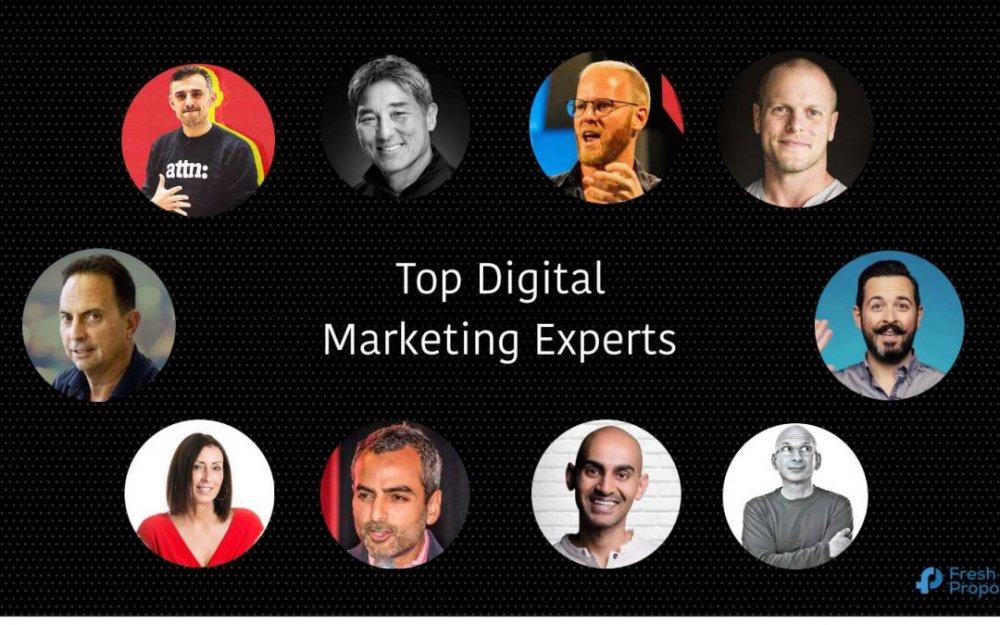 Top Social Media Experts