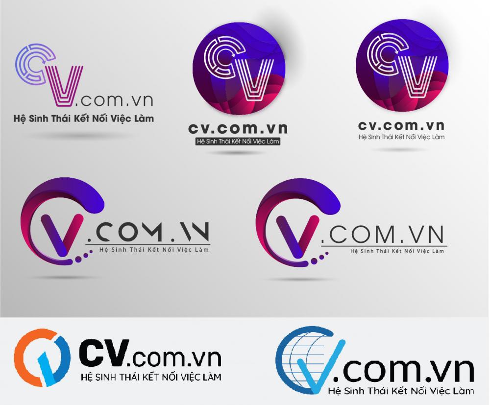 Logo Cv.com.vn