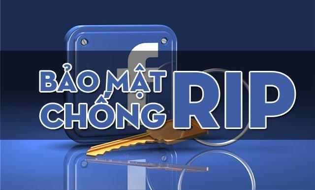 Bao Mat Facebook Chong Rip