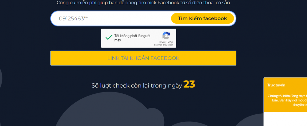 Finduid Tim Tai Khoan Facebook Bang So Dien Thoai