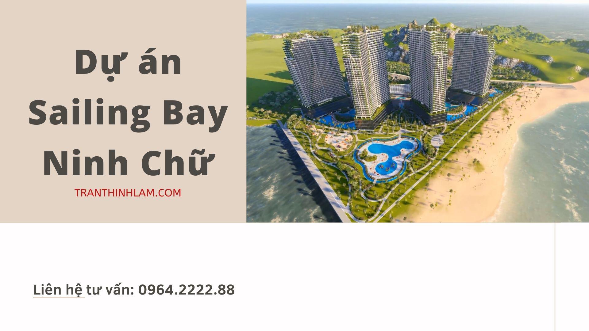 Dự án Sailing Bay Ninh Chữ