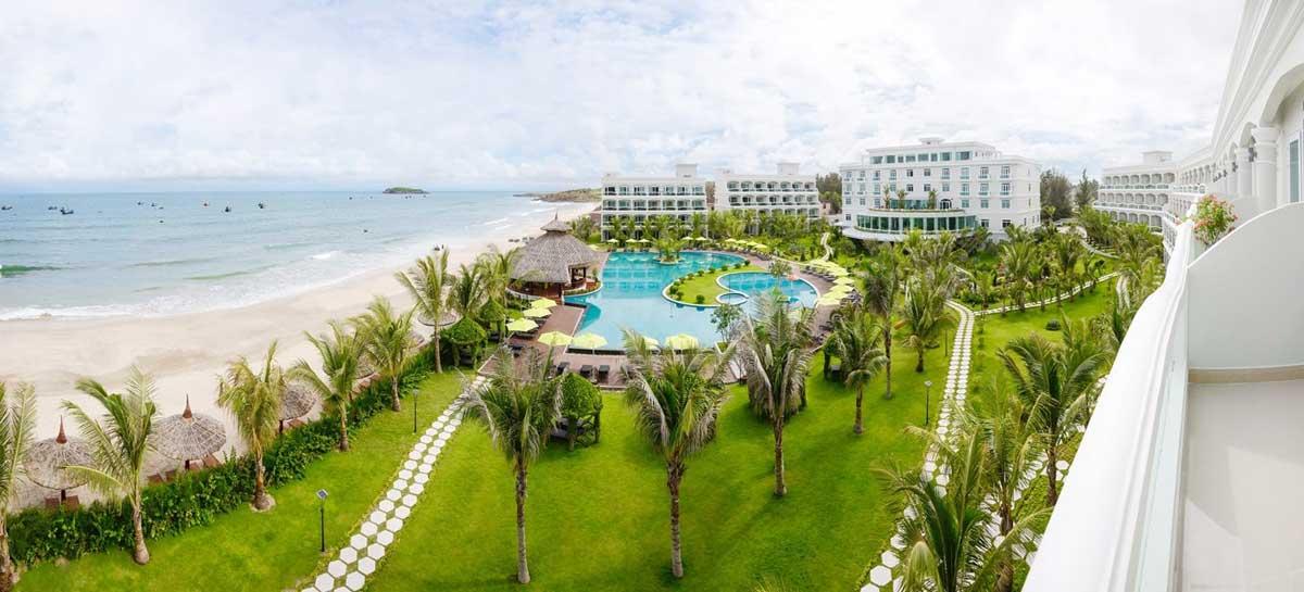 Tiện ích dự án Sailing Bay Ninh Chữ
