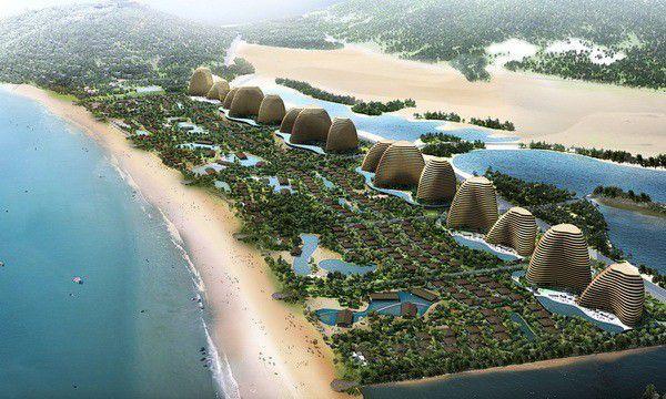 Các dự án Tập đoànCrystal Bay thực hiện