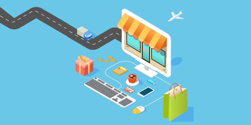 Mở shop online trên sàn TMĐT