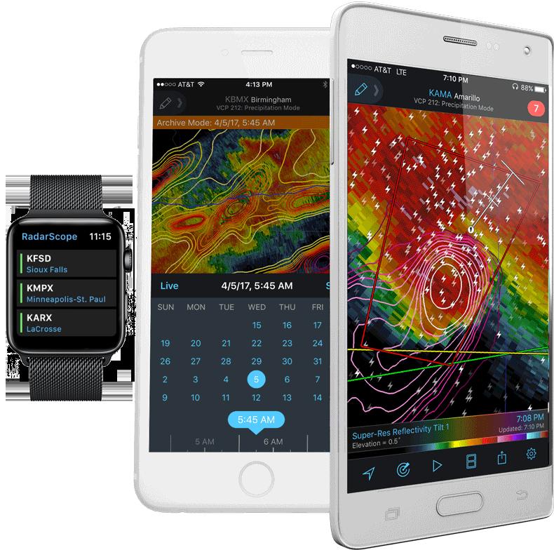 Radascope App