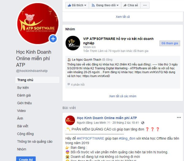 Tăng thành viên nhóm Facebook