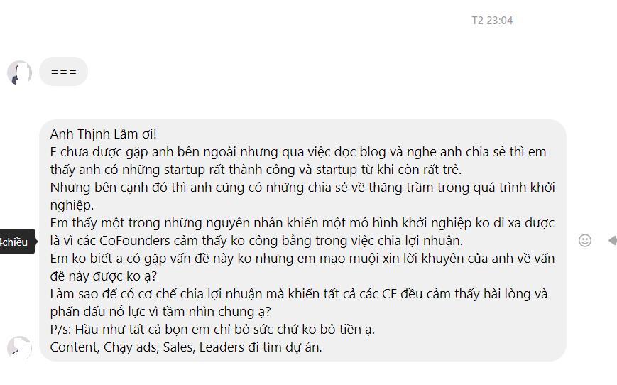 Dong Sang Lap Khoi Nghiep