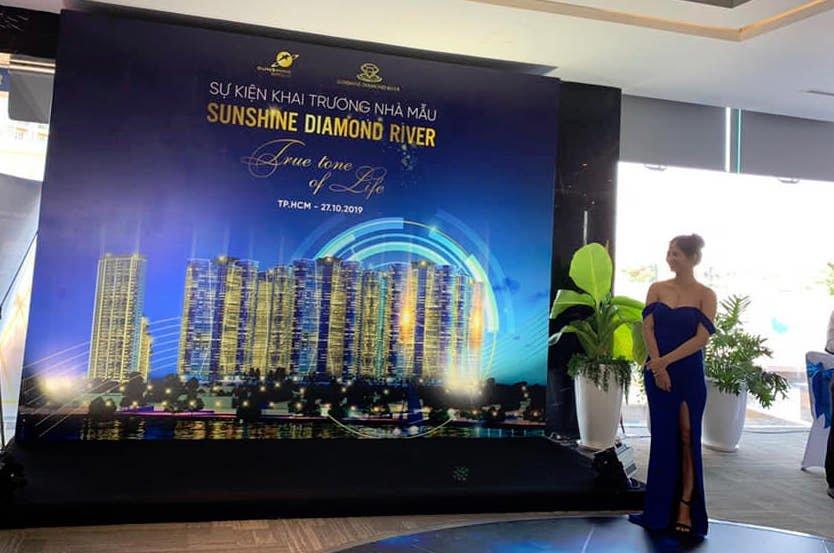 Sự kiện khai trương nhà mẫu Sunshine Diamond River