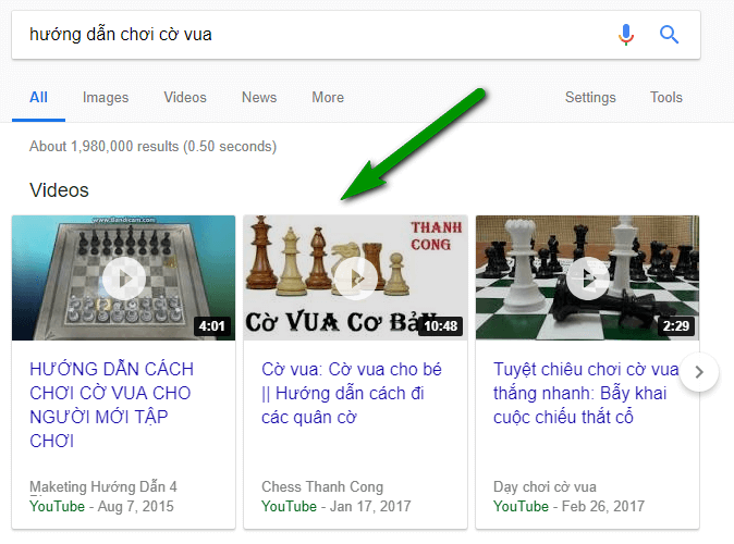 SEO cho Youtube Video lên top