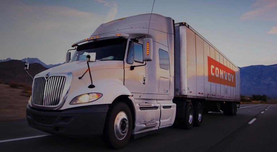 Convoy là một mạng lưới vận chuyển hàng hóa kỹ thuật số đã huy động được 400 triệu đô la trong Series D vào năm 2019