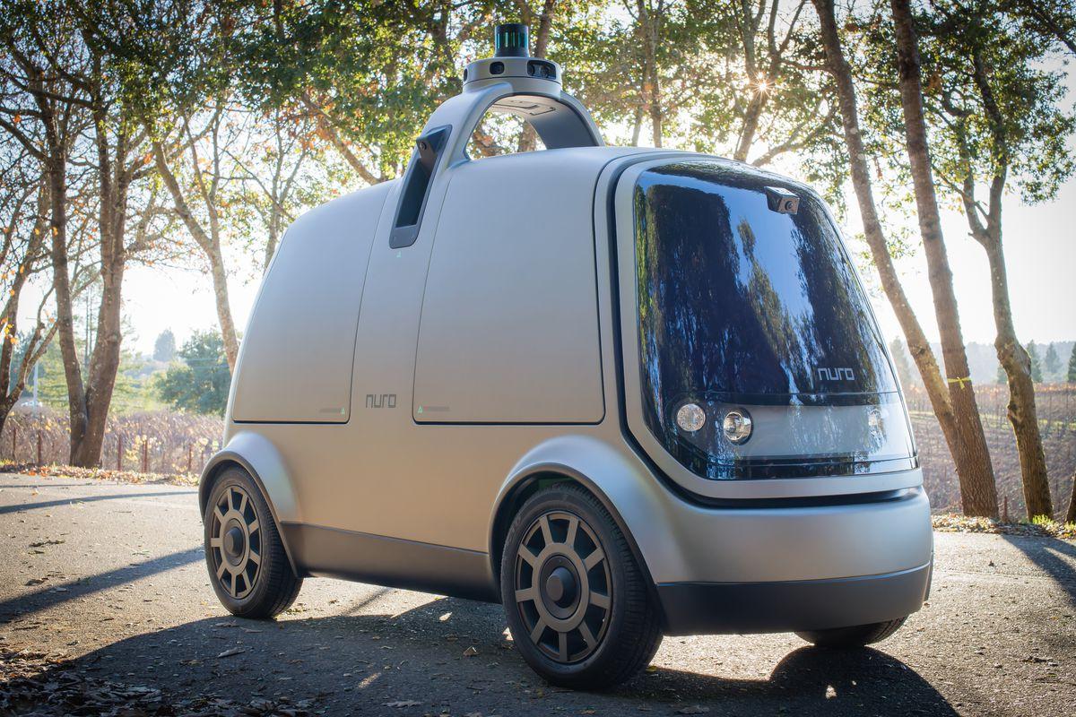 Nuro là một công ty khởi nghiệp giao hàng tự lái đã huy động được $ 940M Series B
