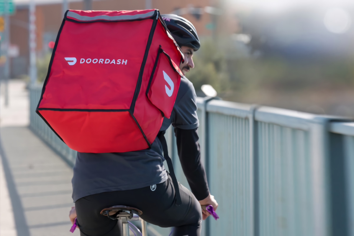 DoorDash, startup giao hàng tăng 1 tỷ đô la vào năm 2019