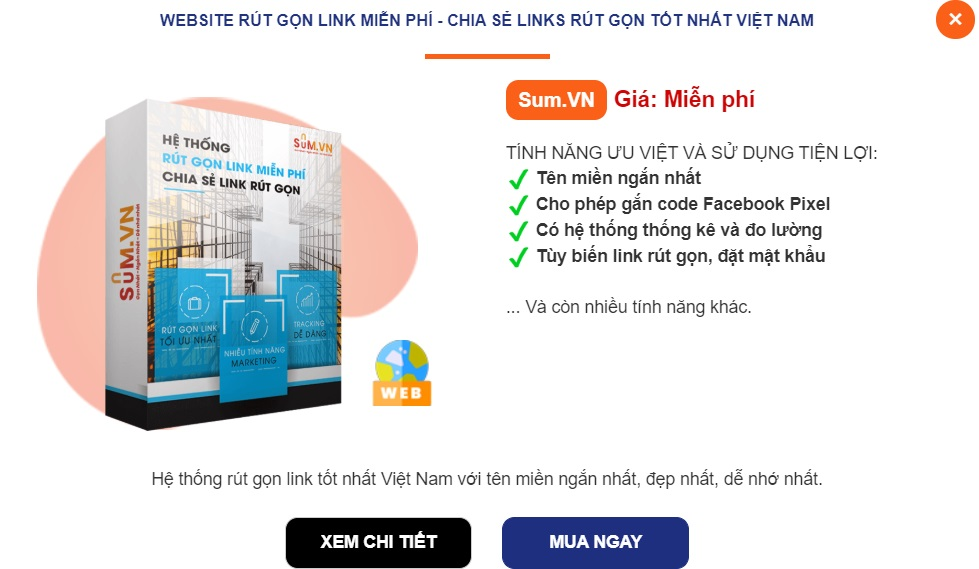 Sum Rut Gon Link Mien Phi
