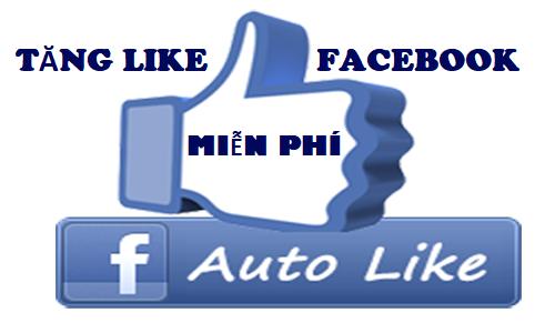 Tăng Like Facebook Miễn Phí