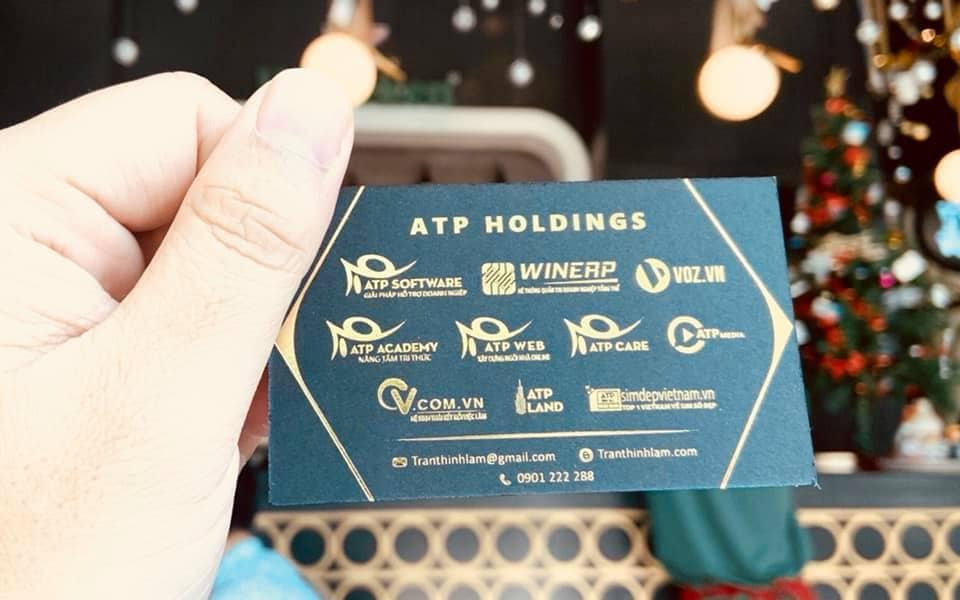 Atp Holdings