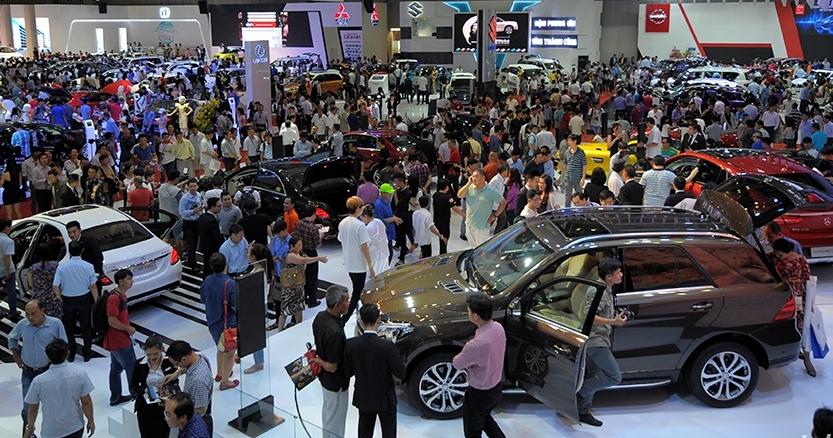 Thị trường ôtô Việt Nam