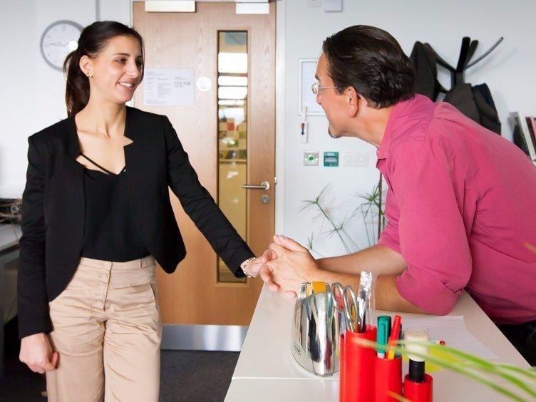 7 cách đơn giản lấy lòng sếp
