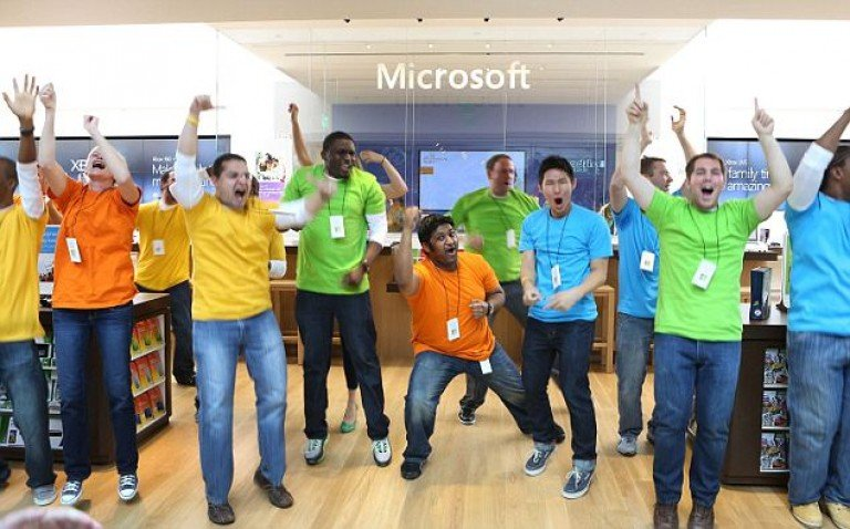 Nhân sự Microsoft