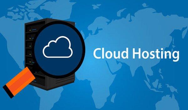 Cloud hosting là hosting được vận hành bằng điện toán đám mây