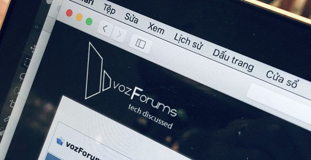 """Sforum - Trang thông tin công nghệ mới nhất photo1558163234585-1558163234735-crop-1558163360829225114963 Bạch Thành Trung - """"vozForums đối với tôi nó là đứa con, tôi vẫn sẽ nuôi cái VOZ này như 20 năm nay tôi vẫn làm"""""""