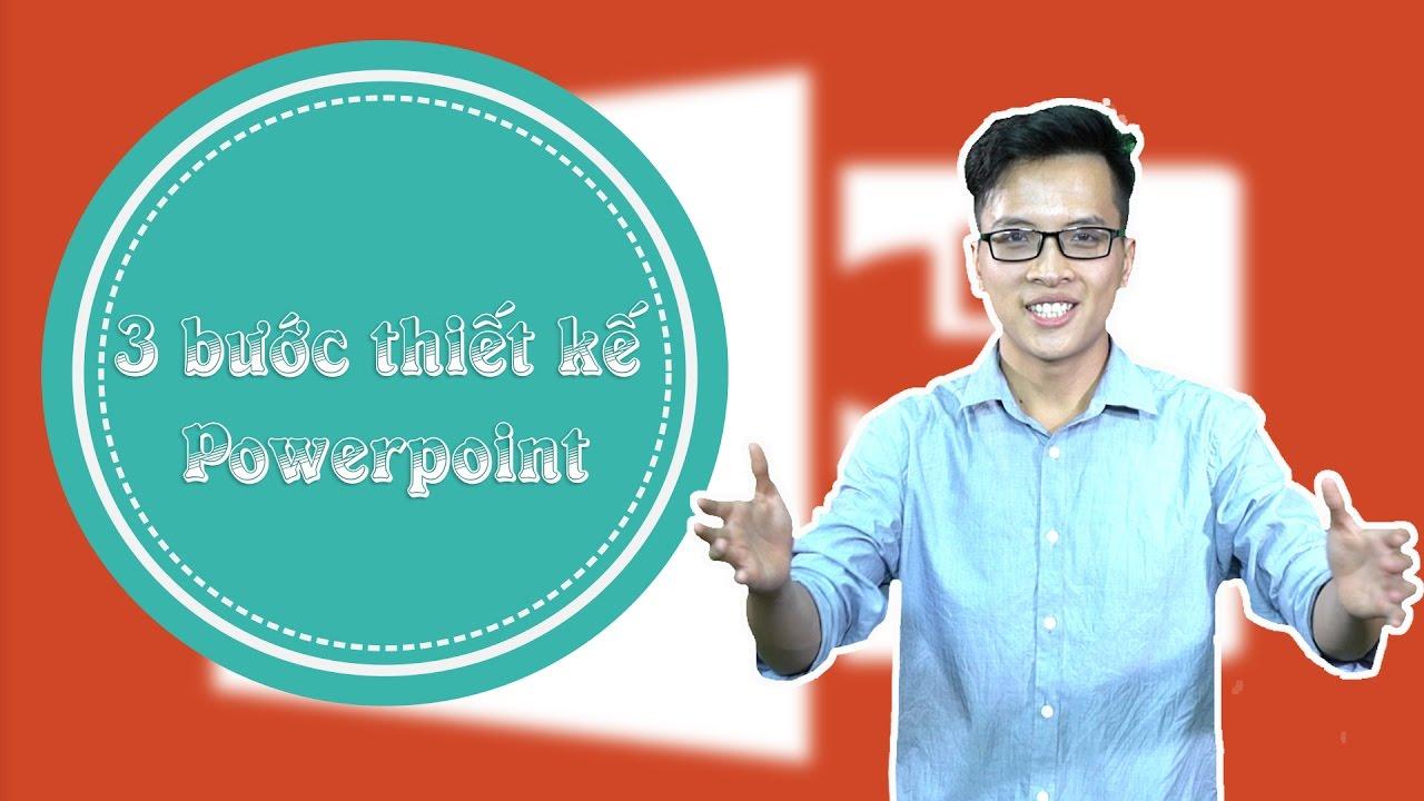 Học thiết kế PowerPoint chuyên nghiệp