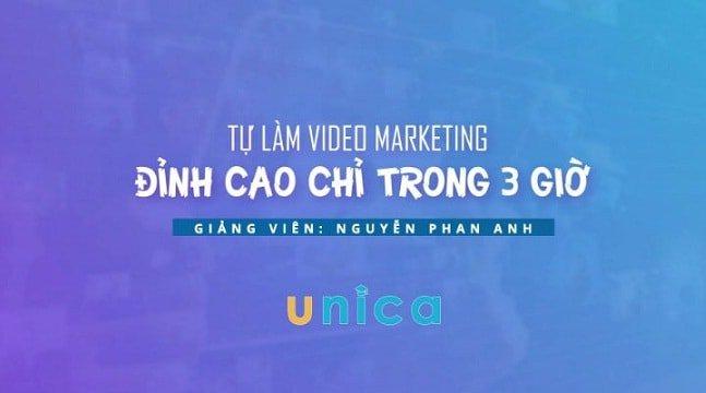 Tự làm video Marketing đỉnh cao chỉ trong 3 giờ | Siêu thị khóa ...