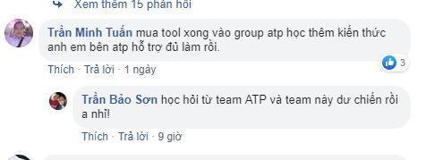 học thực chiến ATP