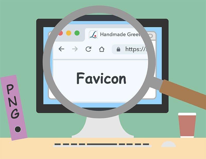 Cách tạo Favicon đơn giản cho website
