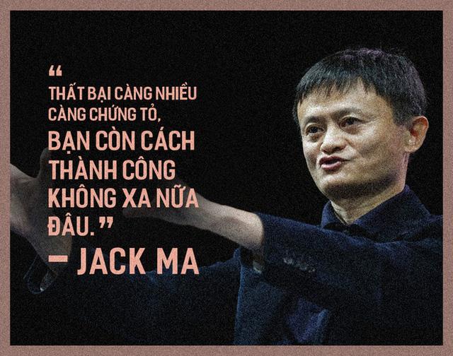 """Những """"thất bại vĩ đại"""" của Jack Ma - ông chủ đế chế Alibaba và ..."""
