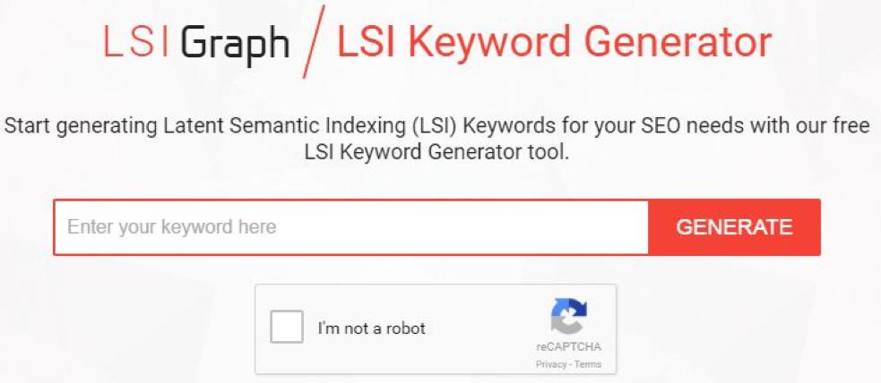 Công cụ nghiên cứu từ khóa Lsigraph.com