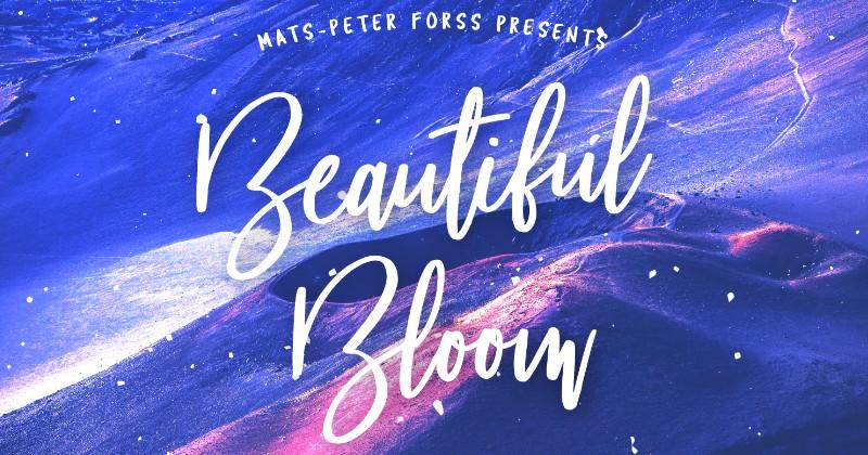 Beautiful Bloom trong Photoshop