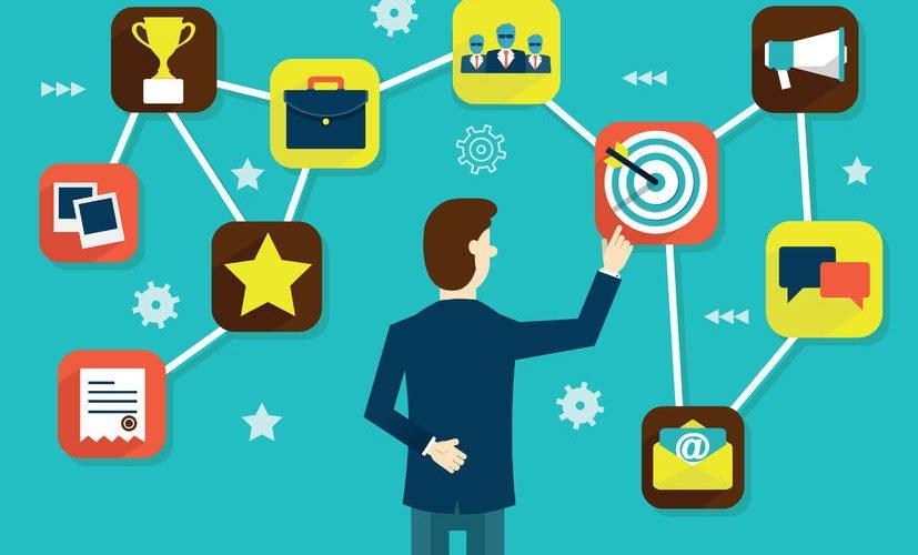 Đưa khách hàng mục tiêu vào phễu Marketing