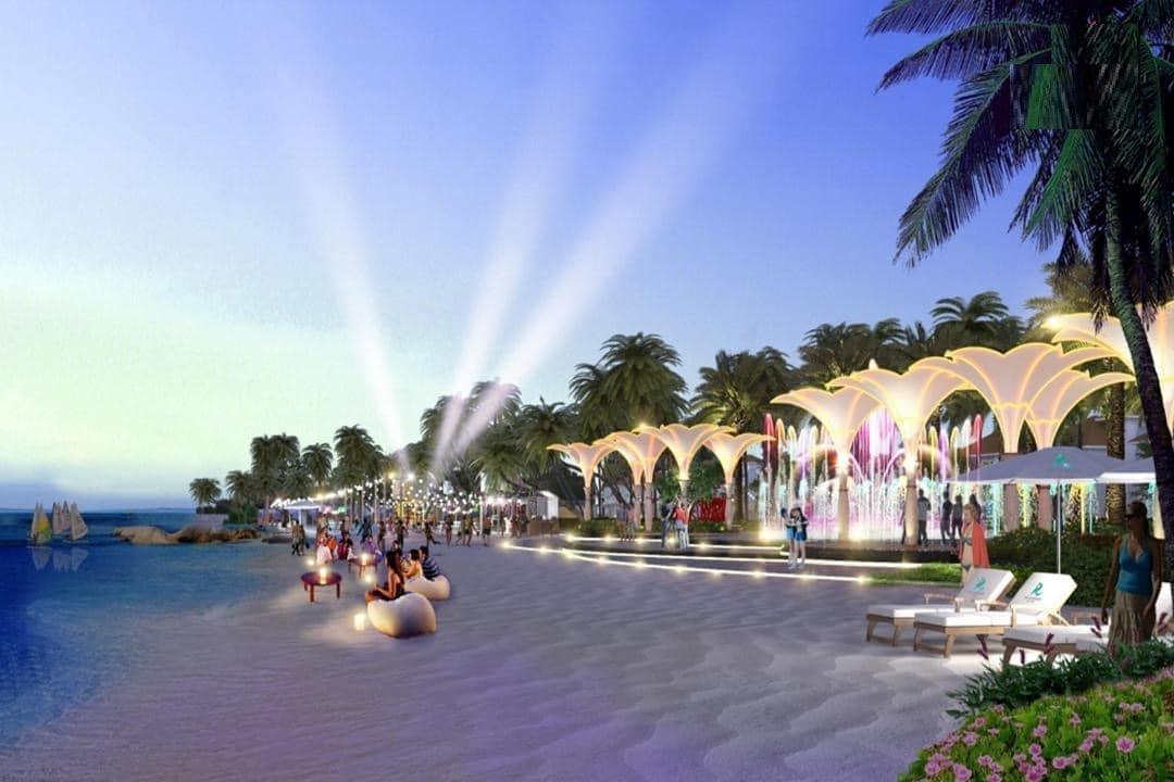 Tiện ích Dự án Hồ Tràm Complex