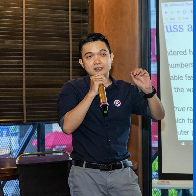 La Trọng Nhơn – giảng viên tại trung tâm đào tạo SEO LADIGI
