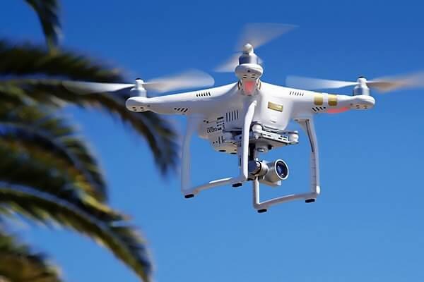 10 Nguyên nhân khiến flycam của bạn bị rớt