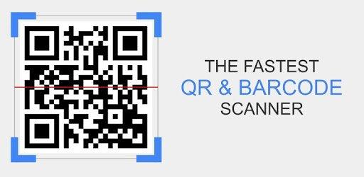 phần mềm quét QRcode và barcode