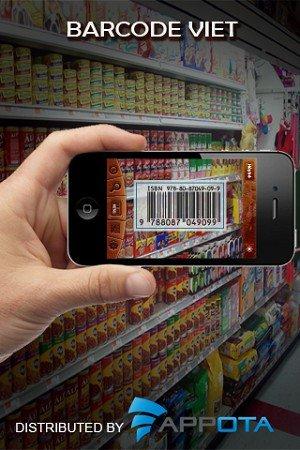 phần mềm barcode viet