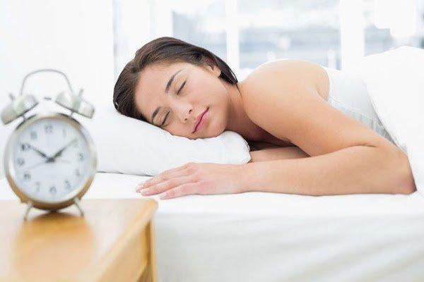 Ngủ đủ giấc để các cơ quan hoạt động tốt nhất!