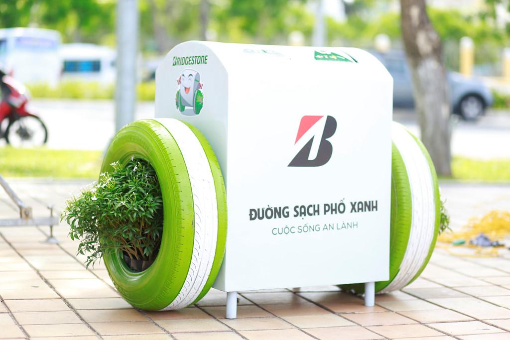 Ý tưởng kinh doanh thùng rác quảng cáo