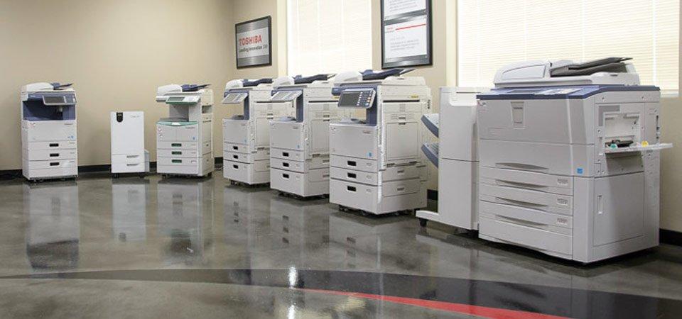 Dịch vụ cho thuê máy photocopy giá rẻ tại Long An