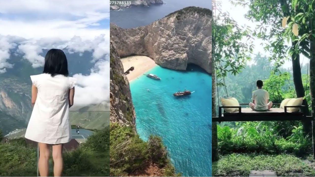 Những cảnh đẹp mê hồn trên tik tok Trung Quốc♥♥ | Tik Tok China - YouTube