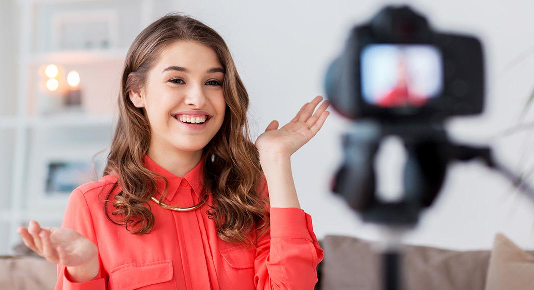 xu hướng viral video marketing với influencer