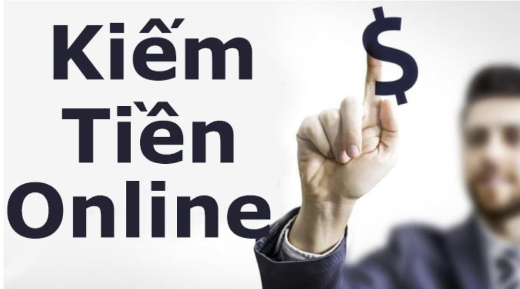 kiếm tiền online tại nhà hình ảnh 1