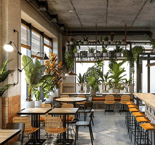 Kinh nghiệm mở quán cafe: những bước phải chuẩn bị - Message Coffee