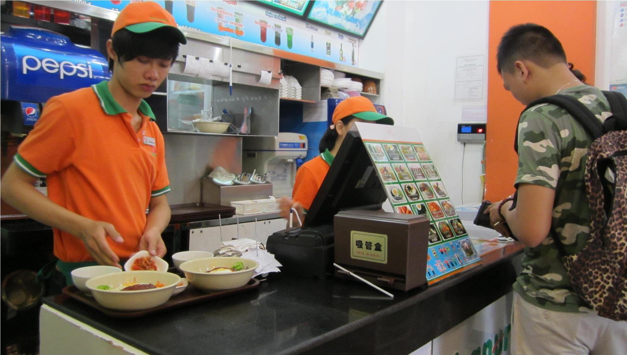 Những việc làm thêm dành cho du học sinh ở Hàn Quốc - duhocbgc